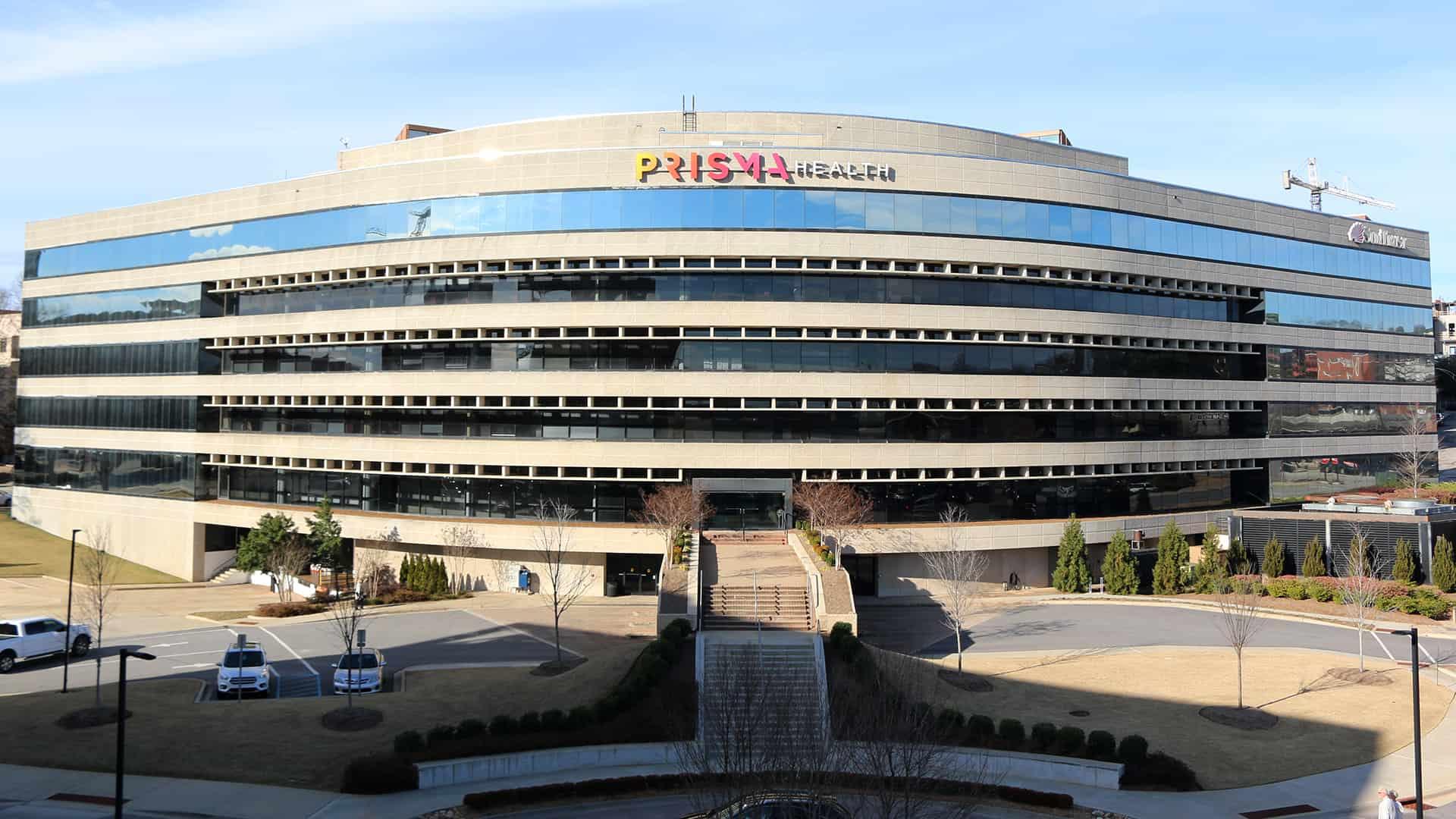 Prisma Health Building